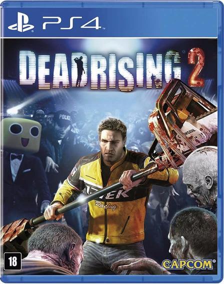 Dead Rising 2 - [ps4] Lacrado