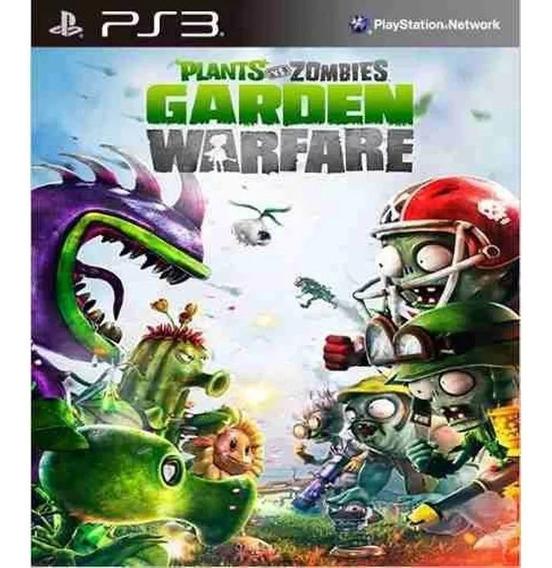 Plants Vs Zombies Garden Warfare - Playstation3 - Instale Já