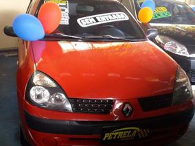 Renault/clio Aut 1.0 2005 ** Petrela Veículos **