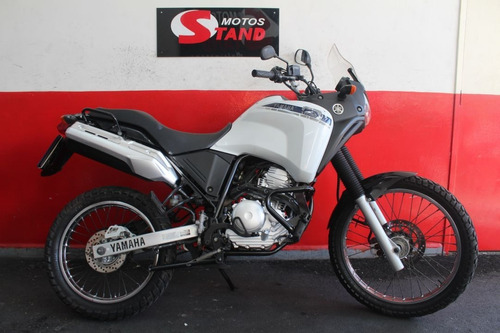 Imagem 1 de 11 de Yamaha Xtz 250 Tenere 250 2015 Branca Branco