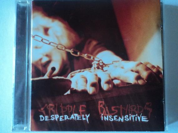 Cd-cripple Bastards:desperately Insensitive:punk,grindcore