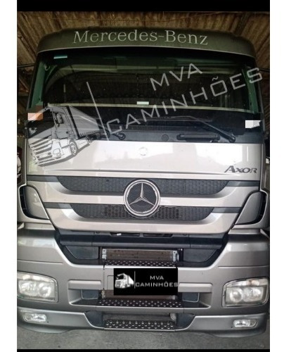 Imagem 1 de 10 de Caminhão Mercedes 2041 -4x2 T