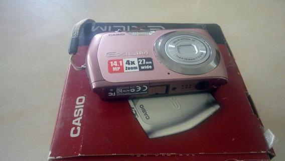 Camara Casio Exilim Ex-z370 Digital 14.1 Mpx