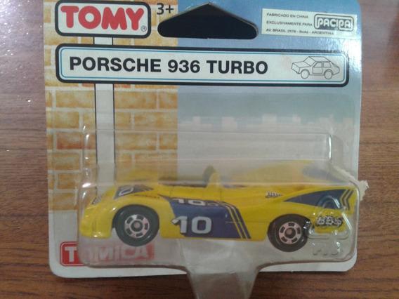 Tomica - Porsche 936 Turbo - 1978 - T22 - Esc: 1:59 - Nuevo