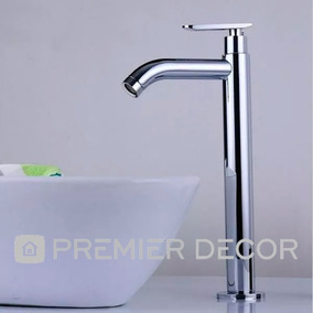 Torneira Banheiro Lavabo Bica Alta Fiori - Premierdecor