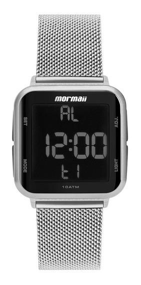 Relógio Mormaii Wave Unisex Mo6600ak/7k