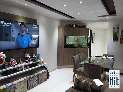 Imagem 1 de 24 de Apartamento À Venda, 67 M² Por R$ 520.000,00 - Mooca - São Paulo/sp - Ap3630