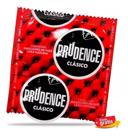 Condones Prudence. Caja Con 100 Preservativos. Envío Gratis