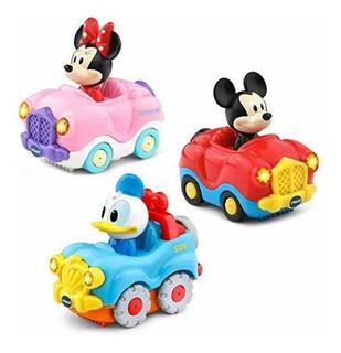 Vtech Go! ¡ir! Inteligente Ruedas Disney Starter Pack Con Mi