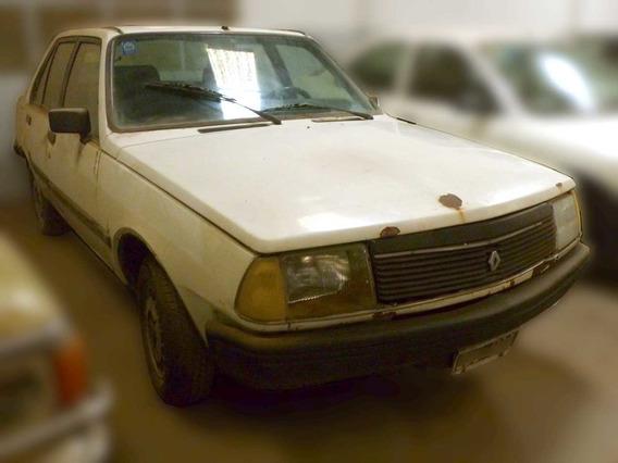 Renault 18 Con Gnc Full 1990