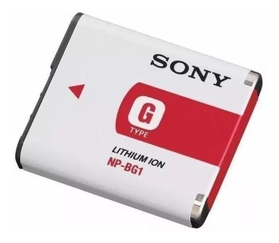 Bateria Sony G Np-bg1 Para Câmeras Digitais Sony Lacrada