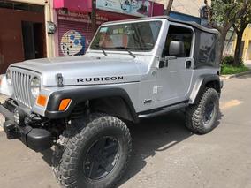 Jeep Rubicon Jeep Rubicon