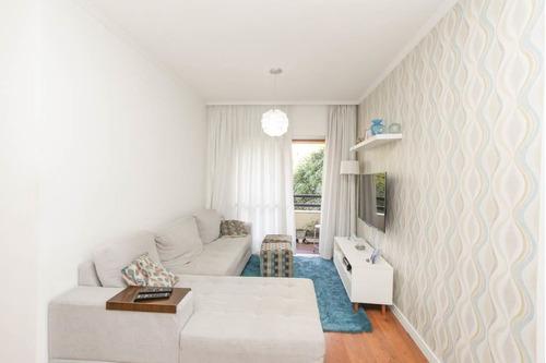 Apartamento A Venda Em São Paulo - 21909