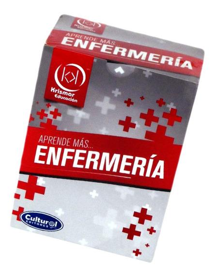Aprende Mas Enfermeria 6 Cd Rom Incluye Nanda,nic Y Noc