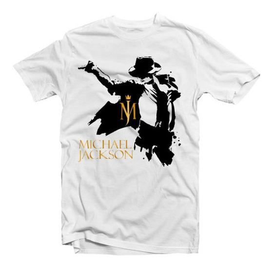 Playeras Michael Jackson 18 Modelos Disponibles