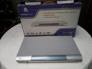 Reproductor Dvd Audilogic Avd-800