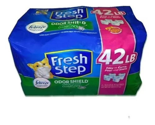 Arena Para Gatos Fresh Step  Por 19.1 Kilo Nva Presentación