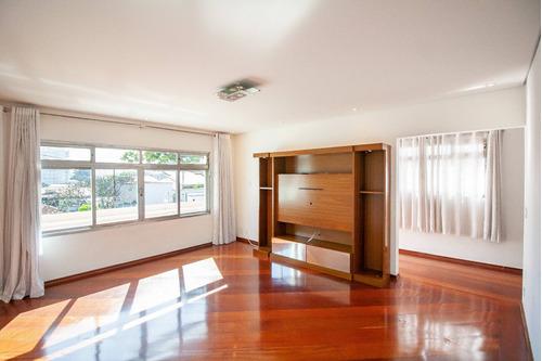 Imagem 1 de 28 de Excelente Casa 250m², 3 Dormitórios, 1 Suíte, 4 Banheiros No Total, Churrasqueira, Portão Eletrônico E Quintal. - Sp - So0942_sales
