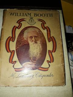 Libro William Booth M L Carpenter Ejercito De Salvacion