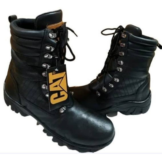 Borcegos Tacticos, Cat, Zapatos Caterpillar