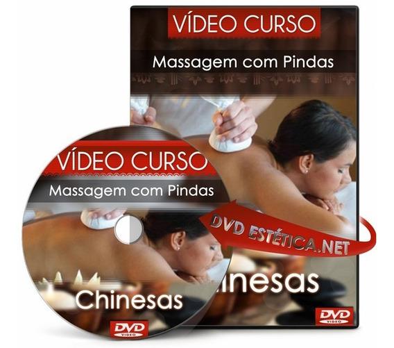 Vídeo Aula De Massagem Com Pindas Chinesas - Assista Online