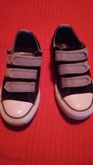 Zapatillas Converse Combinadas Talle 28