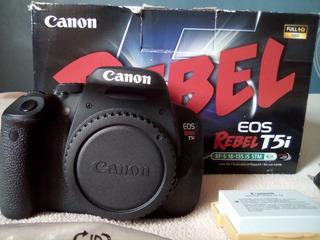 Camara Canon T5i (mega Combo)
