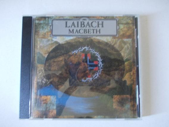 Cd Laibach - Macbeth - Frete Incluso