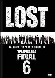 Dvd: Lost Temporada 6 Completa