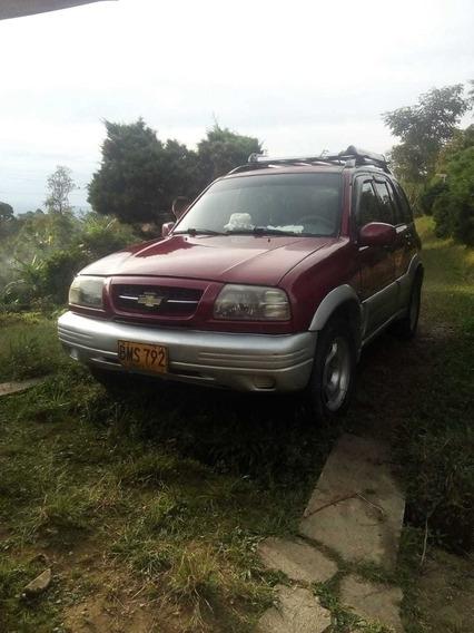 Chevrolet Grand Vitara 2002