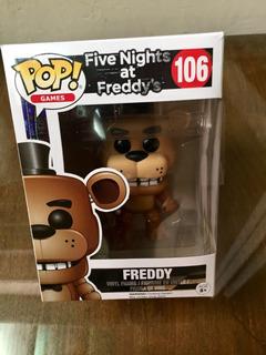 Funko Pop Five Nightsoriginal Freddy # 106 03 R