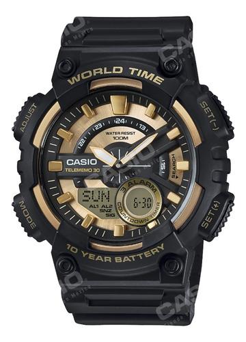 Reloj Casio Core 10 Años Aeq-110bw-9