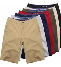 Bermudas Shorts Para Hombre Drill Dril Algodón