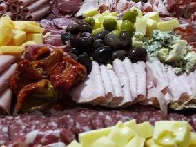 Picadas, Lunch, Pizza Party, Pernil, Cazuela Party Y Mas..