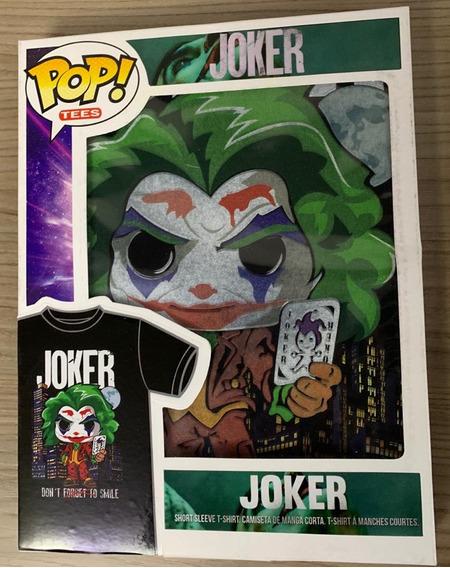 Playera Funko Pop Joker
