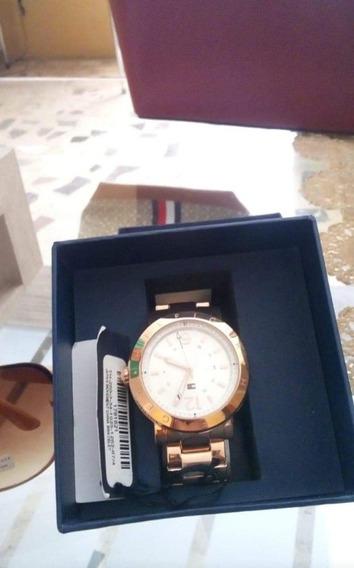 Reloj Tommy Hilfiger De Dama Original Y Nuevo