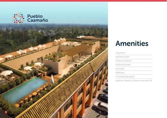 Venta Excelente Departamento 2 Ambientes, Cochera, Pueblo Caamaño, Pilar