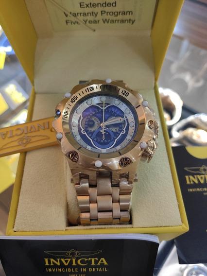Relógio Invicta Hybrid Gold