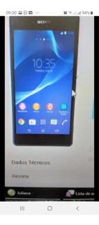Celular Sony Xperia Z2