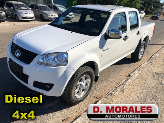 Great Wall Wingle 5 Diesel 4x4 D.cabina 2.000 Cc. Año 2018