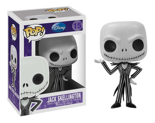 Funko Pop Jack Skellington 15 Disney Figura Original Full