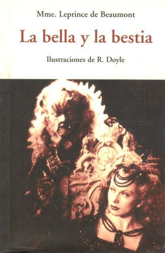Imagen 1 de 3 de La Bella Y La Bestia, Leprince Mme. De Beaumont, Olañeta