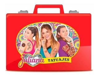Juliana Valija Tatuajes Grande Tattoo Original Nueva!