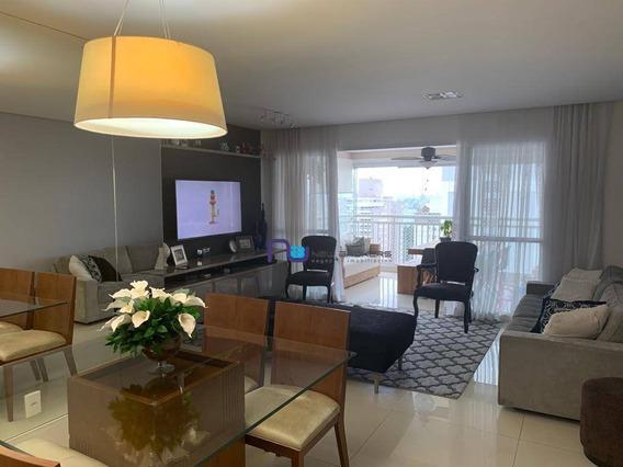 Apartamento Com 3 Dormitórios À Venda, 85 M² Por R$ 846.000,00 - Alto Da Mooca - São Paulo/sp - Ap4261