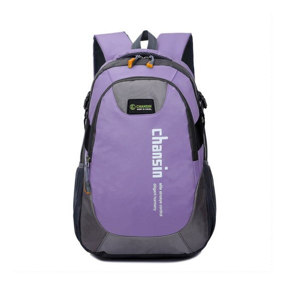 Mochila Feminina Escolar Sport Backpack Resistente Notebook