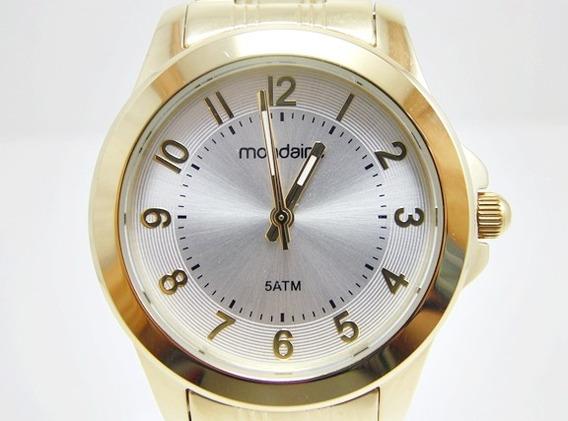 Relógio Folheado A Ouro - Mondaine