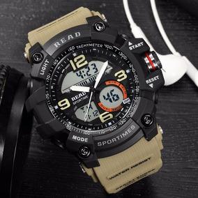 Relógio De Pulso Masculino Militar Esporte Promoção Presente