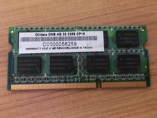 Memoria Ram Olidata Ddr3 1333 4gb