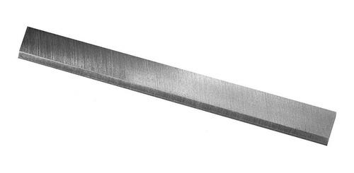 Imagen 1 de 6 de Cuchilla Garlopa Hss 18% Tungsteno 310x25x3mm Kadur X Unidad