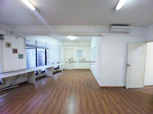 Imagem 1 de 15 de Conjunto Para Alugar, 155 M² Por R$ 2.200,00/mês - Centro - São Paulo/sp - Cj9315